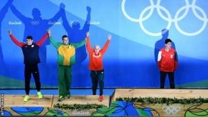 نتایج کامل روز هفتم ورزش های آبی المپیک/ يك نقره براي سه نفر در شب جابجايي ركورد ٨٠٠متر آزاد زنان جهان