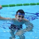 تنها نماینده شنای ایران در المپیک 2016 ریو در 200 متر قورباغه المپیک به کار خود پایان داد.