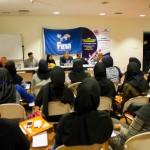آخرين جلسه از دوره مربيگري رشته سينكرونايز، هفته گذشته و به ميزباني تهران در استخر مجموعه ورزشي آزادي برگزار شد.