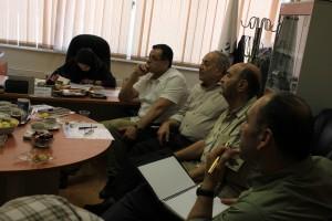 گزارش تصویری _ جلسه کمیته فنی واترپلو 14 شهریور