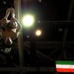 مسابقات قهرمانی کشور شیرجه با اعلام آمادگی هشت تیم از سراسر کشور  8 الی 9 مهر 1395 در استخر قهرمانی مجموعه ورزشی آزادی برگزار میشود.