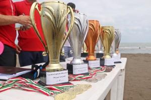 گزارش تصویری _ اختتامیه مسابقات شنای قهرمانی کشور آبهای آزاد در رودسر