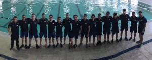 تیم ملی واترپلو ایران در مسابقات چند جانبه صربستان سوم شد