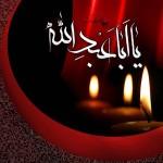 فرارسیدن مام محرم ایام سوگواری سرور آزادگان جهان، امام حسین (ع) برعموم شیعیان و دلسوختگان آن حضرت تسلیت باد.