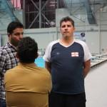 سرمربی تیم ملی واترپلوی گرجستان گفت: چیریچ از دوستان قدیمی من است.