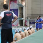 تیم ملی واترپلو گرجستان آخرین روز اقامت خود را در ایران با انجام یک بازی تدارکاتی دیگر پایان داد.
