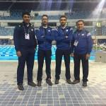 با پایان مسابقات جام جهانی شنای مسافت کوتاه نتایج کامل ماده های مختلف اعلام شد.