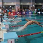 سومین دوره مسابقات شنا ردههای سنی با عنوان جام ولایت امروز(دوشنبه) در مشهد مقدس آغاز شد.
