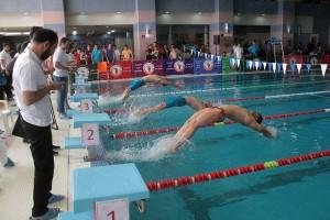 گزارش تصویری_سومین دوره مسابقات شنا ردههای سنی مشهد مقدس
