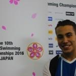 شناگر تیم سرزمین موجهای آبی مشهد گفت: خوشحالم در مرحله نخست مسابقات قهرمانی شنای باشگاههای کشور رکوردشکنی کردم اما باید منتظر رکوردشکنی های بیشتر من باشید.