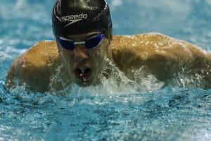 4 رکورد در دور نخست لیگ برتر شنا جا به جا شد