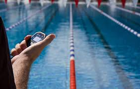 برگزاری آزمون 4 شنا بانوان