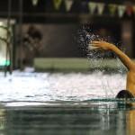 آخرین جلسه تمرینی شناگران ایران در استخر قهرمانی آزادی امروز (شنبه) برگزار شد.