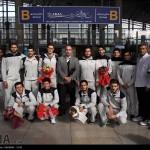 تیم ملی واترپلوی ایران در مسابقات قهرمانی آسیا نشان داد که پیشرفت چشمگیری داشته است.