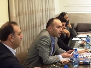 گزارش تصویری_ نشست مدیران چهاردهمین لیگ شنا