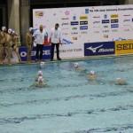 تیم ملی واترپلوی کشورمان در سومین دیدار خود در چارچوب رقابتهای قهرمانی آسیا برابر تیم هنگ کنگ به آب می زند.