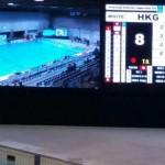 تیم ملی واترپلوی کشورمان در سومین دیدار خود در چارچوب رقابتهای قهرمانی آسیا برابر تیم ملی واترپلوی هنگ کنگ به آب زد و به پیروزی رسید.