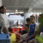 هدف حضور شناگران جوان در مسابقات قهرمانی آسیا ارتقاء رکوردهای رده های سنی است.