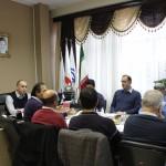 جلسه کمیته فنی شنا امروز چهارشنبه (8 دی ۱۳۹۵) در محل سالن جلسات فدراسیون شنا برگزار شد.