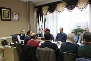 گزارش تصویری- جلسه کمیته فنی شنا
