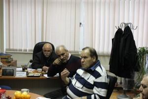 گزارش تصویری _ جلسه کمیته فنی واترپلو با مربیان لیگ برتر