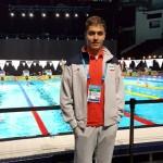 شناگر جوان و آینده دار ایران در مسابقات جهانی کانادا در مادههای 400 متر آزاد و 200 متر پروانه رکورد رده سنی بزرگسالان کشور را شکست.