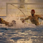 در هفته چهارم لیگ برتر واترپلو 1395 دو تیم نفتوگازگچساران و نفت امیدیه رو در روی هم قرار گرفتند.