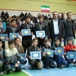 225 شناگر پسر در جشنواره استعداد یابی تبریز به آب زدند.