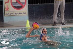 گزارش تصویری(1)_مرحله دوم لیگ واترپلو زیر 17 سال در مشهد
