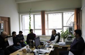 گزارش تصویری- جلسه کمیته فنی شیرجه و تقدیر از ملیپوشان