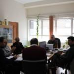 جلسه کمیته فنی شنا با حضور مربیان پایگاههای ملی استان تهران ، مشهد و شیراز برگزار شد.