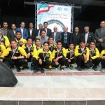 اولین دوره مسابقات واترپلوی مناطق کشور در منطقه پنج به میزبانی استان کرمان به پایان رسید.