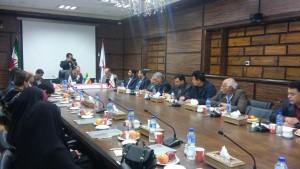 گزارش تصویری_مجمع عمومی سالیانه هیات شنا استان یزد