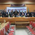 بهمن کیانیوالا با ۱۶ رای اعضای مجمع به عنوان ریاست هیات شنا ،شیرجه و واترپلوی استان اصفهان منصوب شد.
