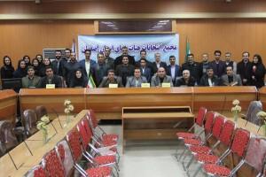 انتخاب بهمن کیانیوالا به عنوان رئیس هیات شنای استان اصفهان