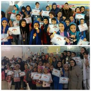 مسابقات شنا باشگاهی استان قزوین (جام فجر)