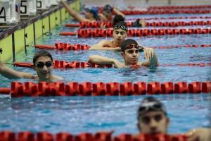 گزارش تصویری _ مرحله سوم مسابقات لیگ شنای کشور