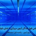 کمیته آموزش فدراسیون اسامی قبول شدگان آزمون مربیگری ۴ شنای بانوان که روز یکشنبه (یکم اسفند 1395) برگزار شد را منتشر کرد.