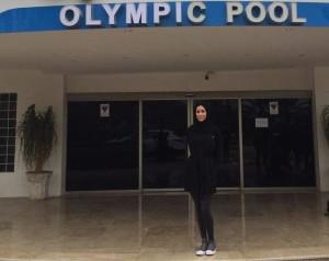 قهرمان شنای ۱۰۰ متر آزاد بانوان: برگزاری لیگ انگیزهها را بالا میبرد