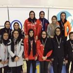 کمیته بانوان فدراسیون رکوردهای ورودی مرحله اول مسابقه انتخابی تیم ملی شنای بانوان را اعلام کرد.