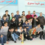 مرحله چهارم و پاياني لیگ شنا استان آذربایجان شرقی ویژه آقايان، روز گذشته (جمعه) با قهرمانی استخر ٢٩ بهمن (الف) به پایان رسید.