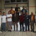 رقابت های واترپلوی زیر 17 سال پسران استان اصفهان با قهرمانی مقاومت به پایان رسید.