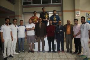 گزارش تصویری_مقاومت قهرمان واترپلوی زیر 17 سال استان اصفهان