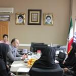 جلسهای با حضور فریبا محمدیان، معاون ورزش بانوان وزارت ورزش و جوانان امروز (سه شنبه)در محل فدراسیون شنا برگزار شد.