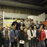 نفت تهران با مجموع ۱۵۸ امتیاز در دو مرحله، عنوان قهرمانی هشتمین دوره مسابقات شیرجه باشگاه های کشور (لیگ شیرجه) را بدست آورد.