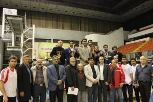 گزارش تصویری_مراسم اختتامیه لیگ شیرجه باشگاههای کشور