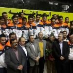 سرزمین موج های آبی مشهد با کسب 4254  امتیاز برای چهارمین سال متوالی قهرمان لیگ شنای ایران شد.