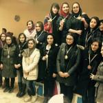 مرحله چهارم و پایانی لیگ شنا بانوان استان آذربایجان شرقی ،با قهرمانی ستارگان 29بهمن تبریز به پایان رسید.