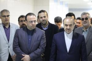 سلطانیفر: استخر تختی مشهدتا اردیبهشت 96 بهرهبرداری میشود