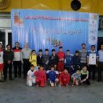 روز گذشته (جمعه) جشنواره شنا ۱۰ و زیر ده سال منطقه ۶ کشور «جام امام رضا (ع)» در مشهد برگزار شد .